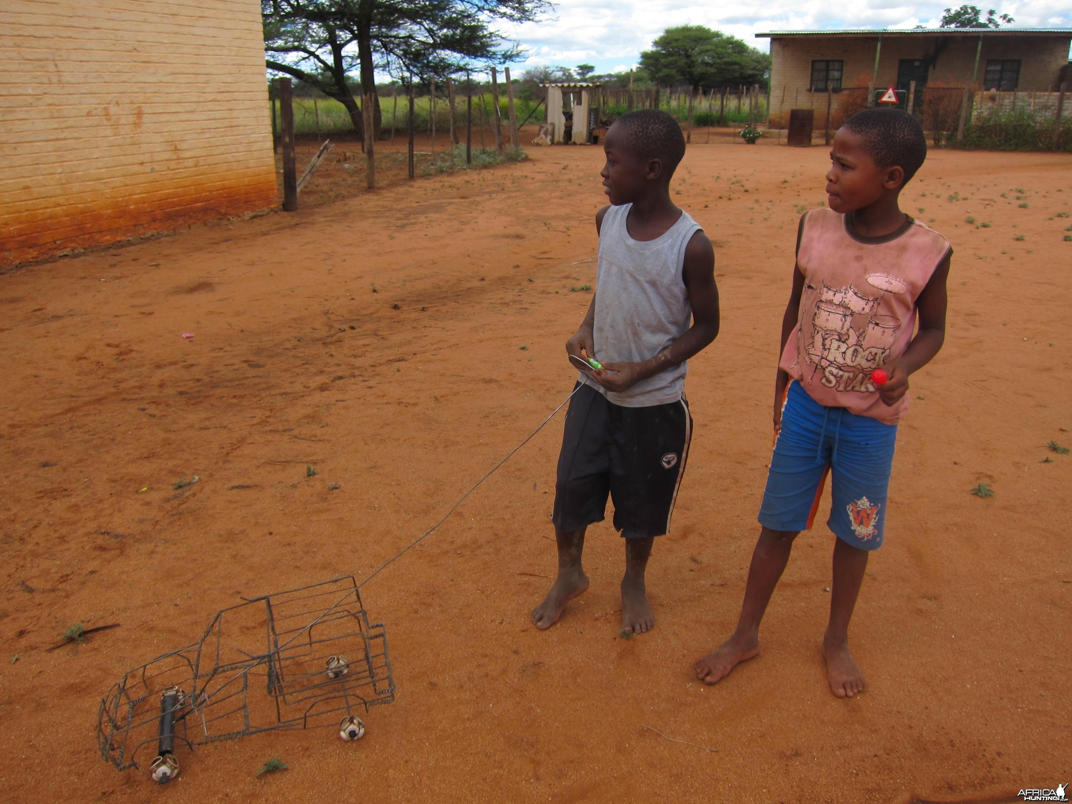 Children Namibia