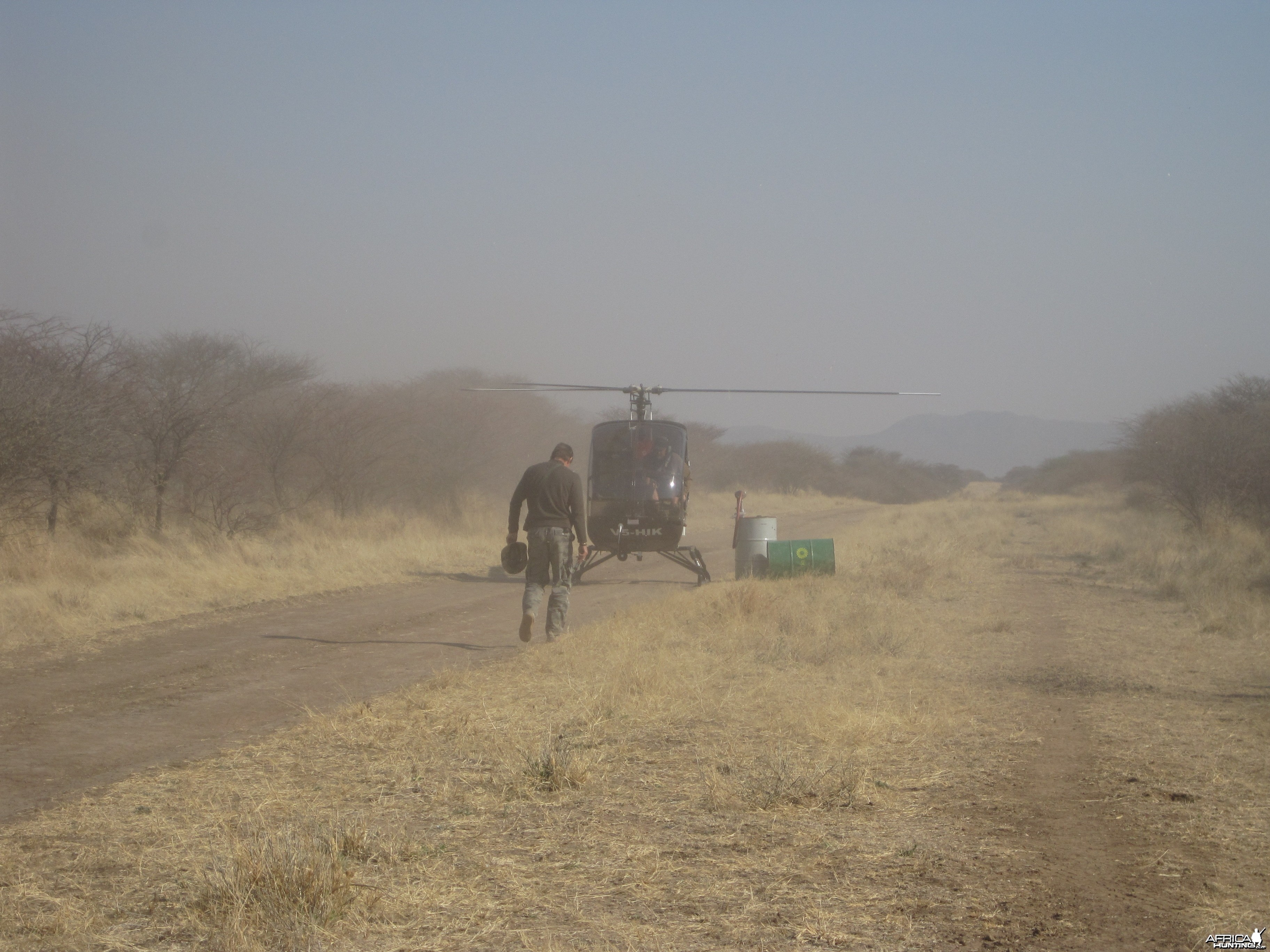 Game Capture Namibia
