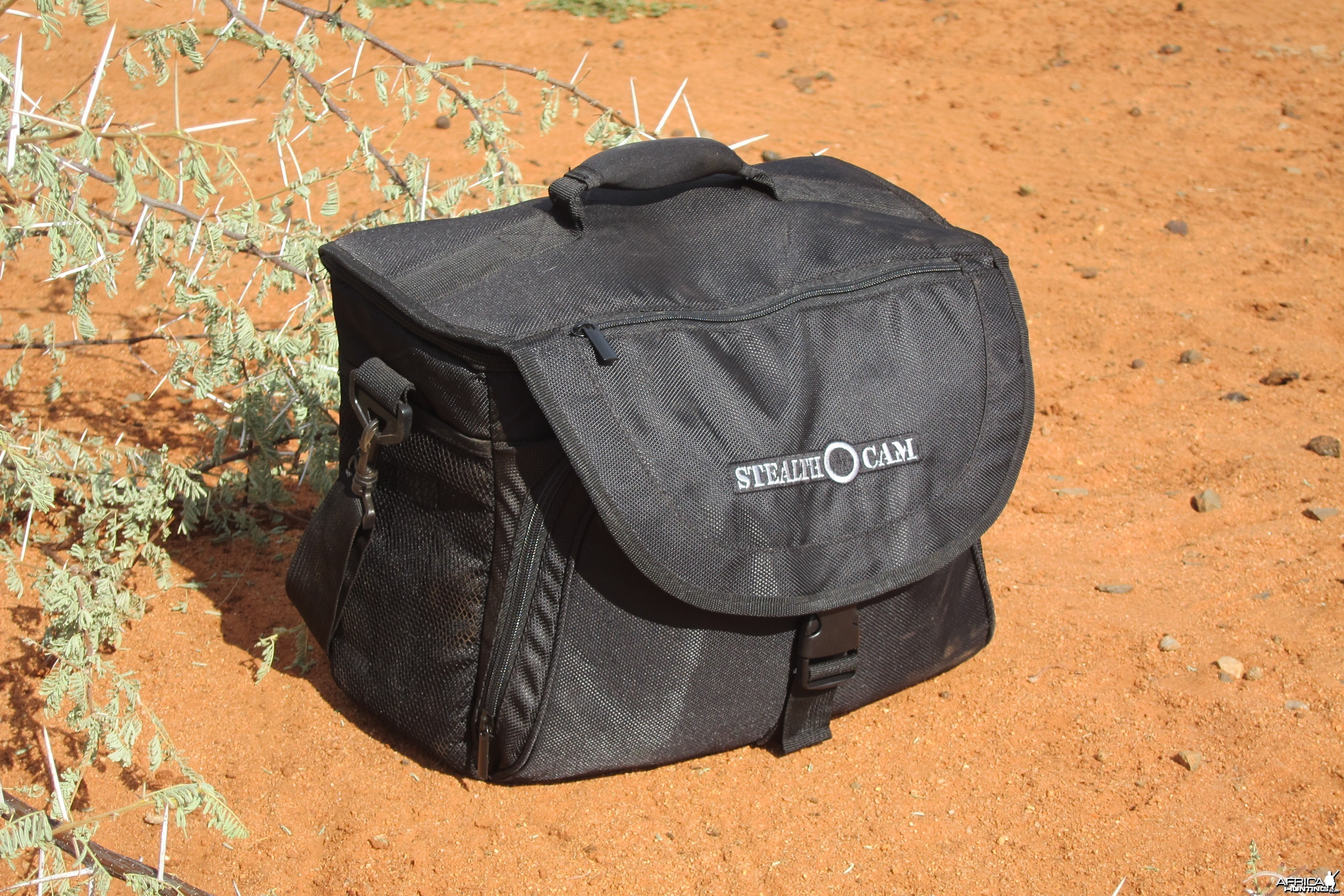 Trail Cam Set Up - Camera Carrying Bag
