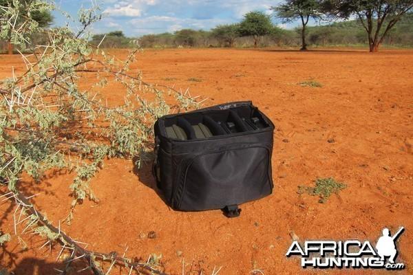 Trail Cam Set Up - Camera Carrying Bag