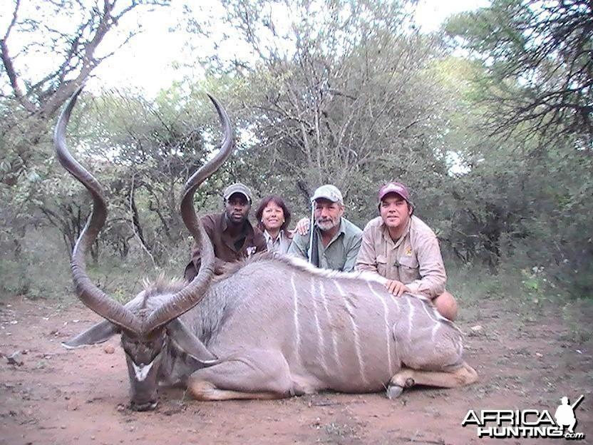 Kudu. Limpopo 2010