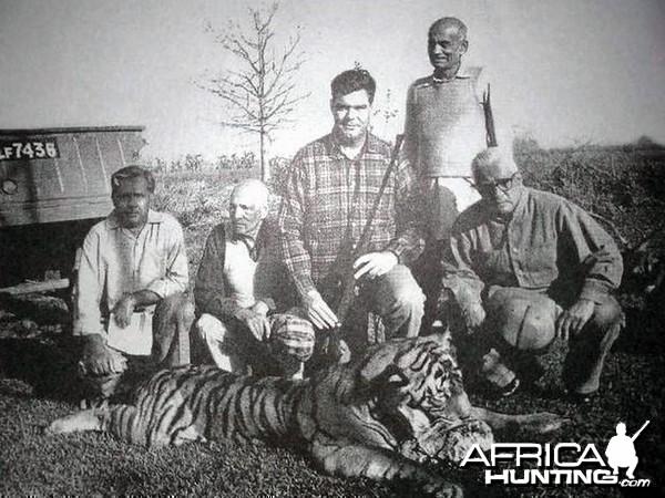Maharaj Kumar Vizzy Tiger