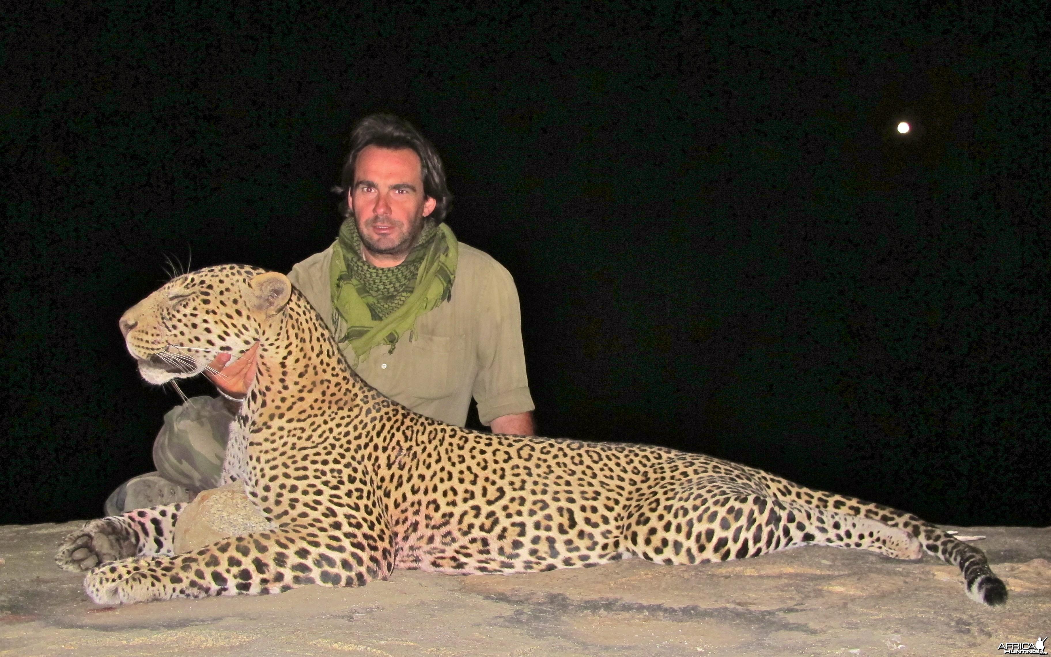 Leopard Masailand 2011