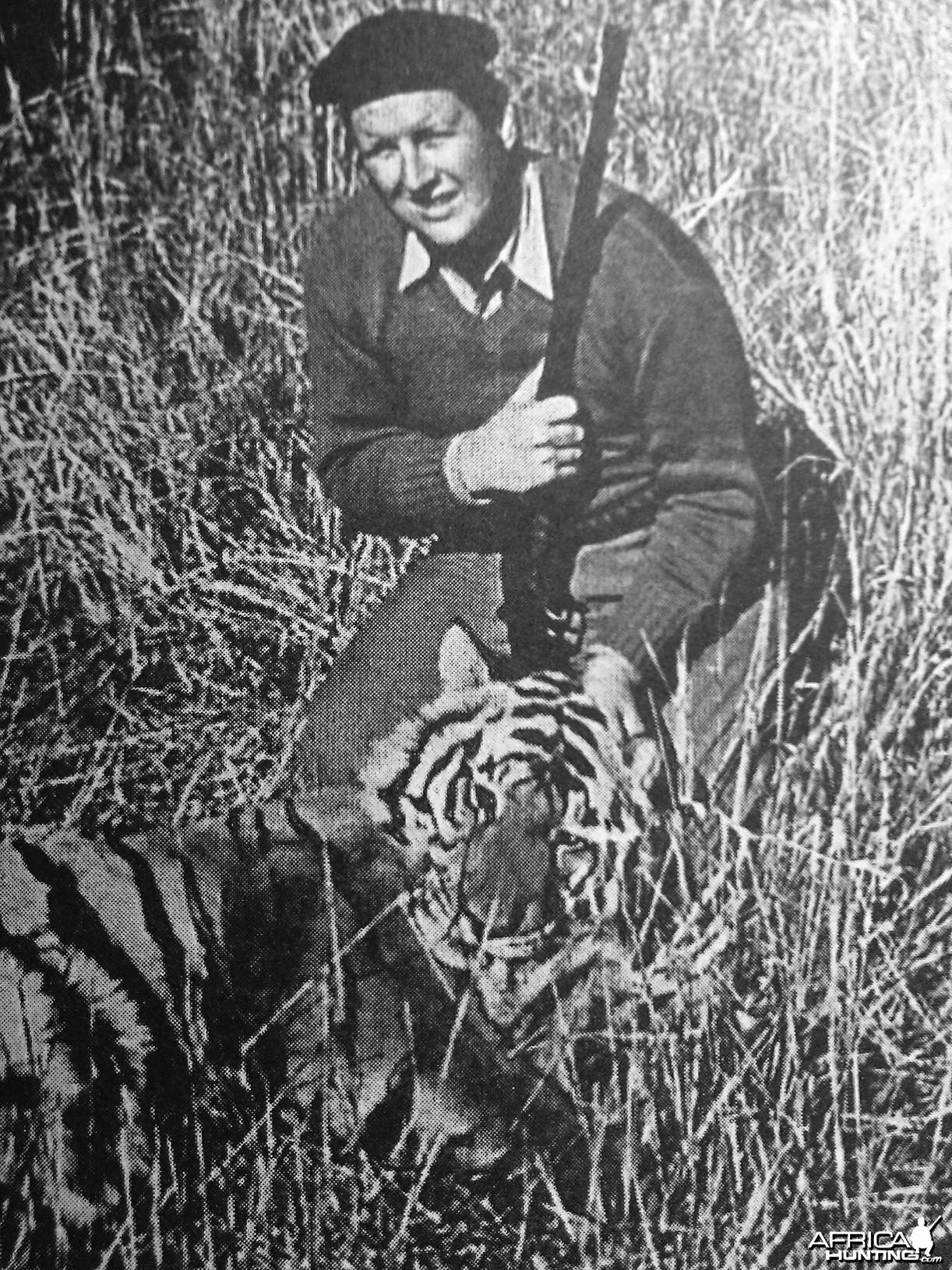 John Coapman Tiger