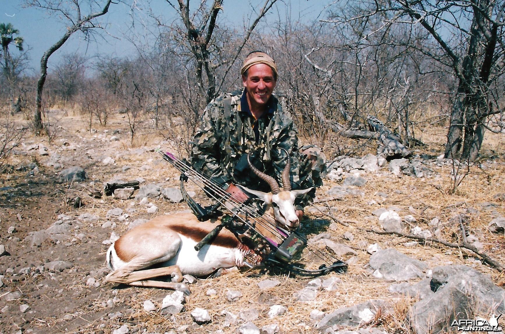 Kalahari Springbok-Namibia