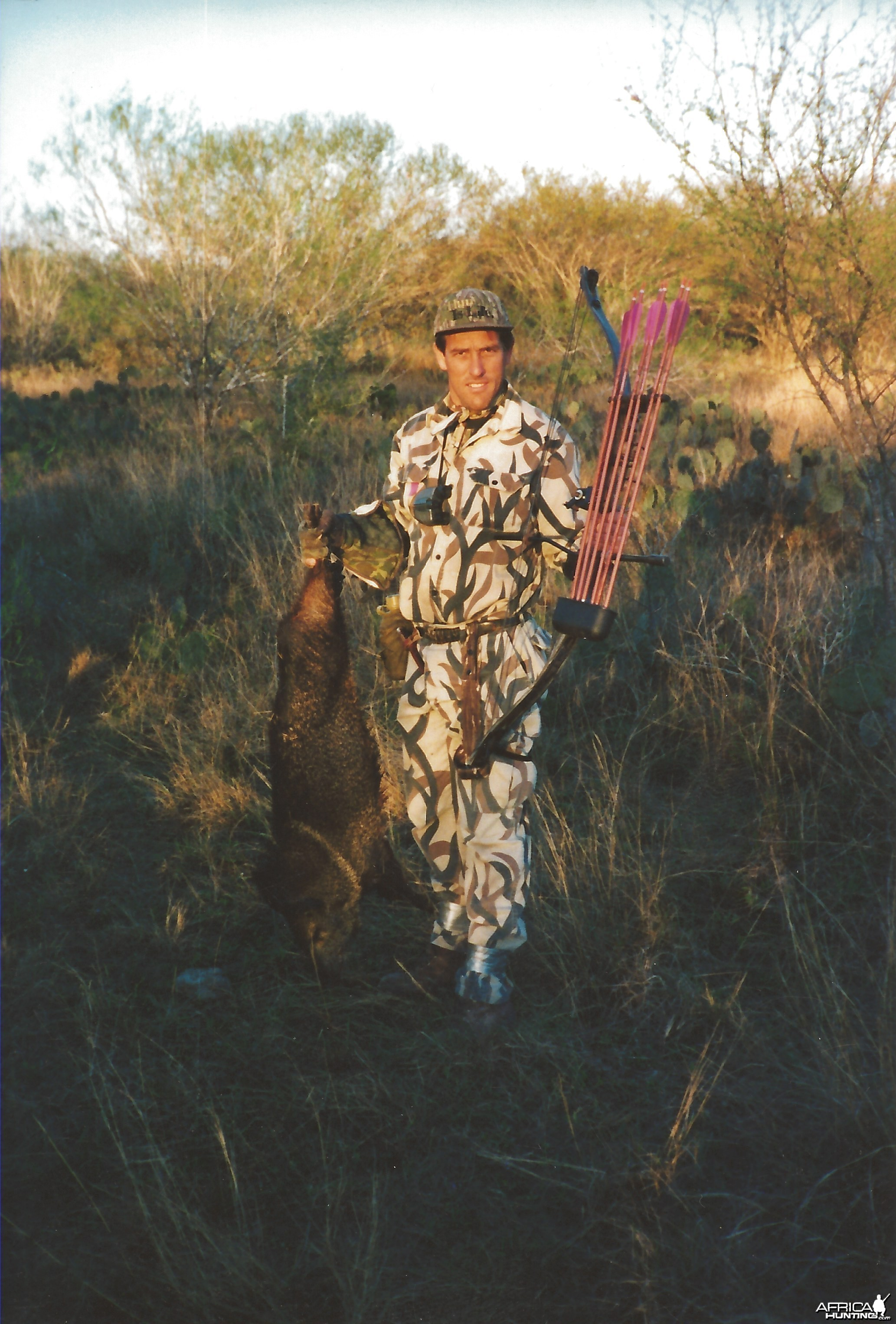 Javalina-King Ranch-Texas