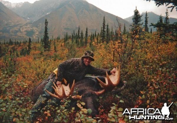Alaskan=Yukon Moose
