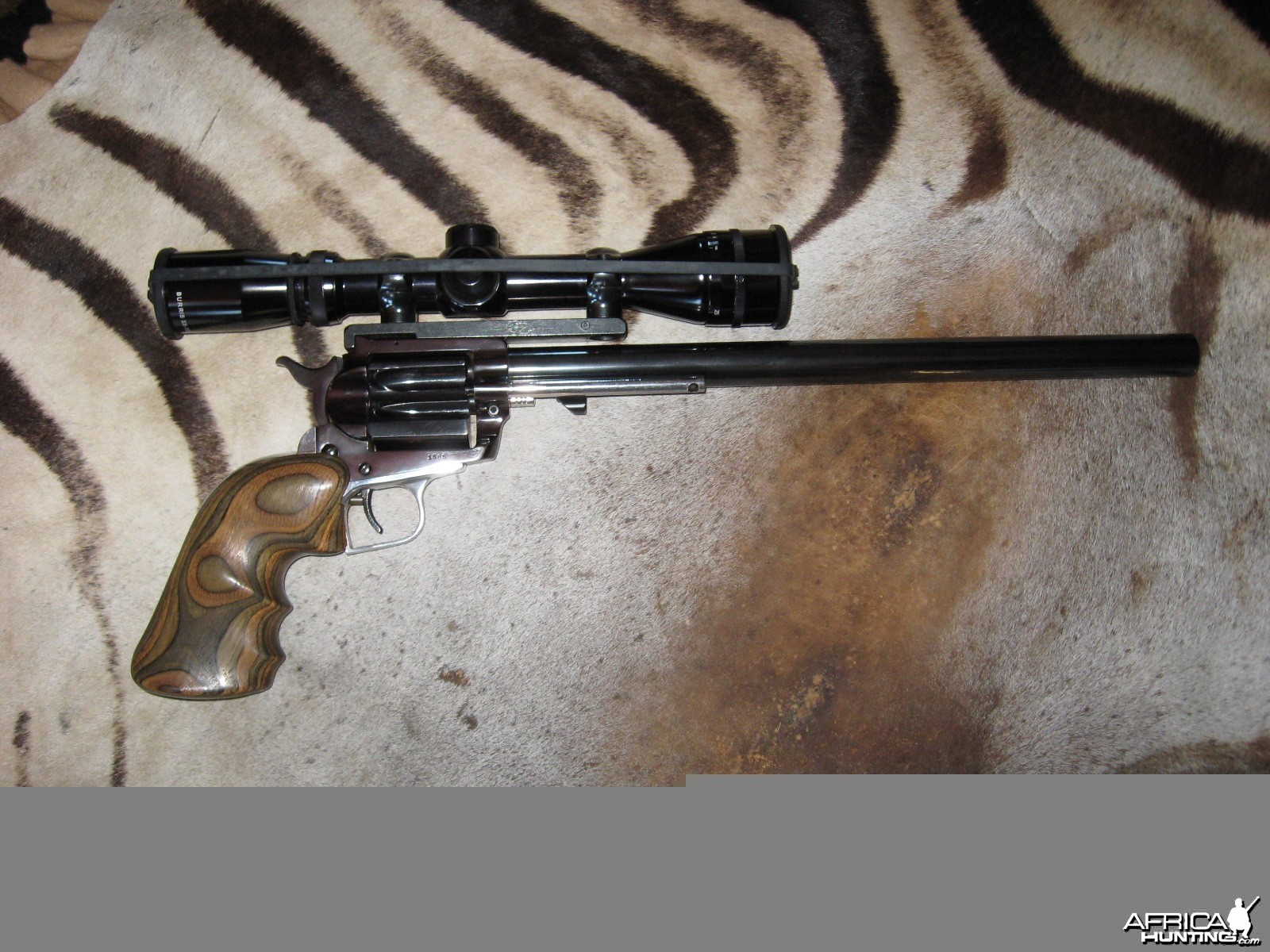 custom ruger hawkeye # 2,in 223 cal