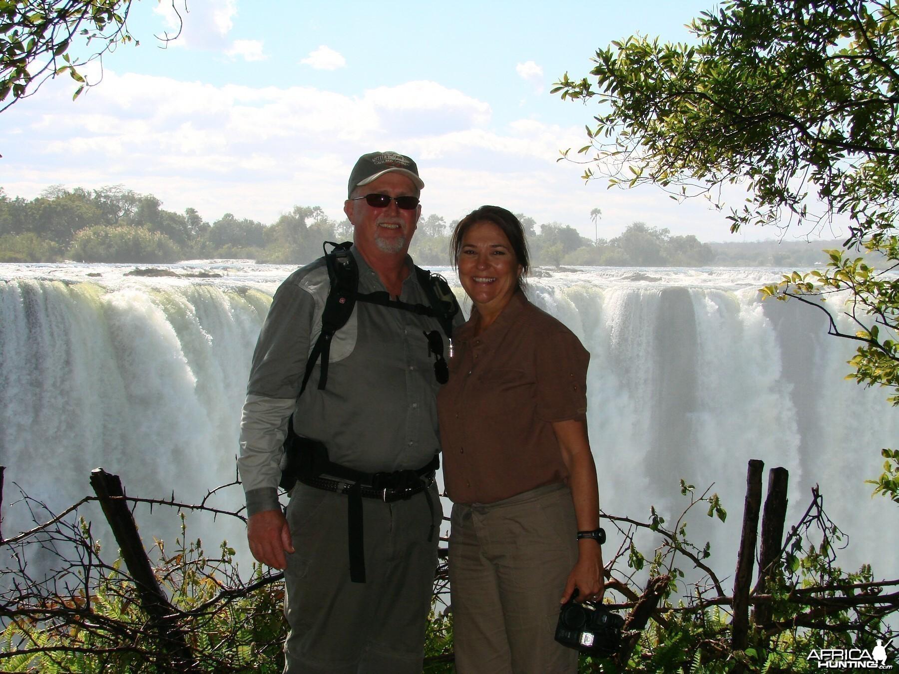 Victoria Falls, Zimbabwe 2007