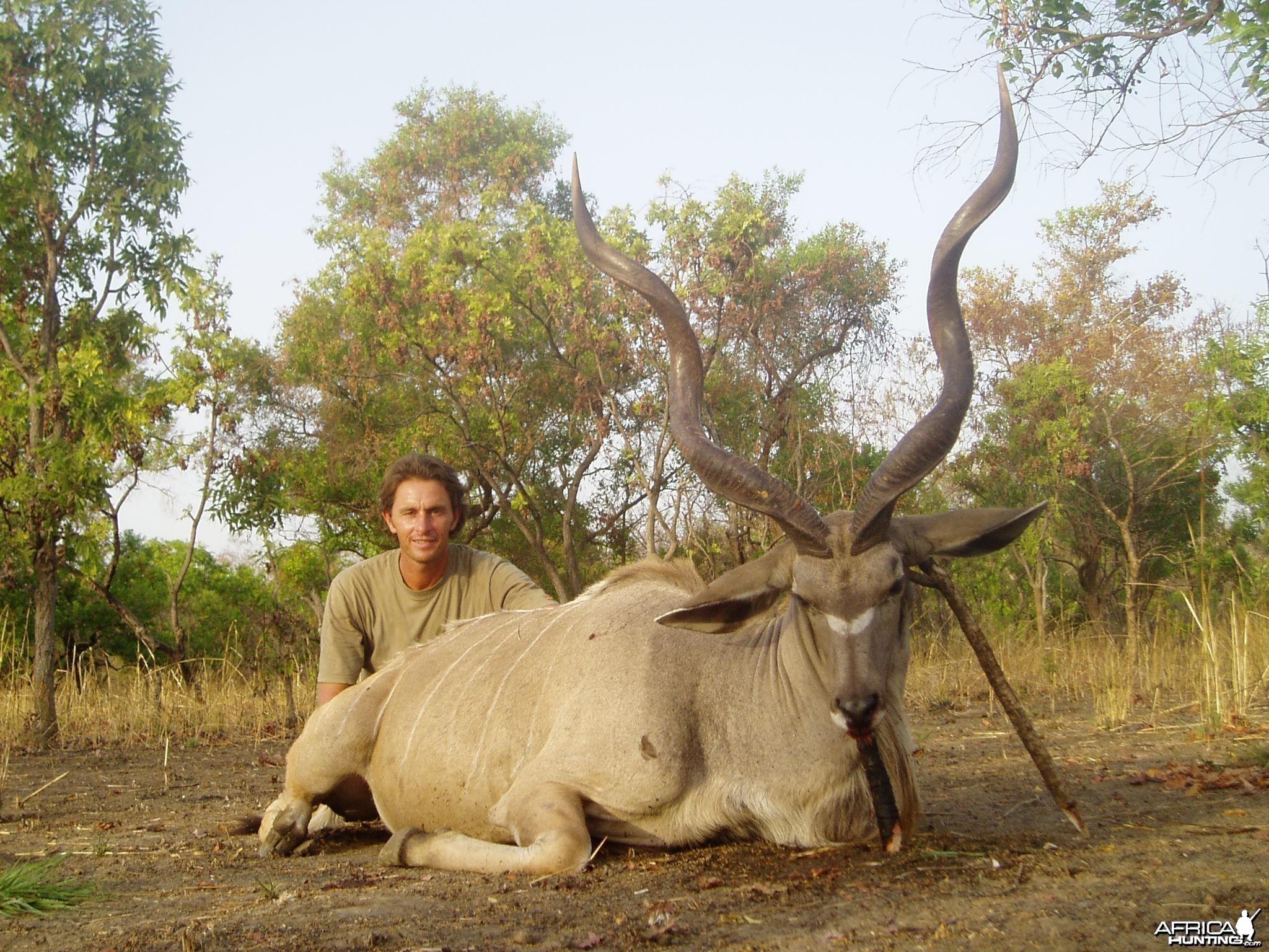 Rare Western Kudu CAR