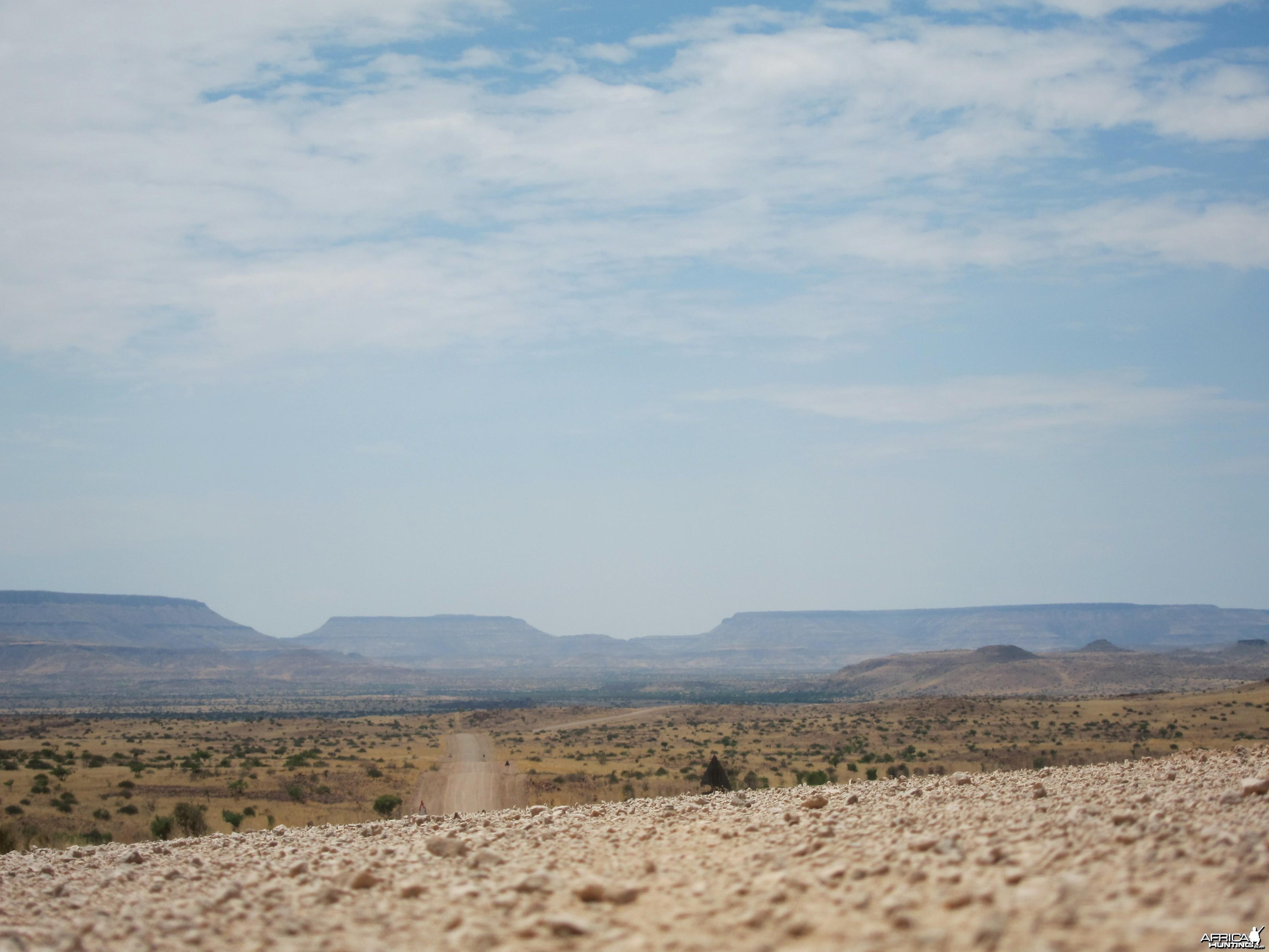 Damaraland Namibia