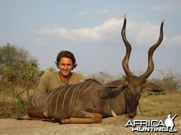 Lesser Kudu Massailand Chasse en Tanzanie