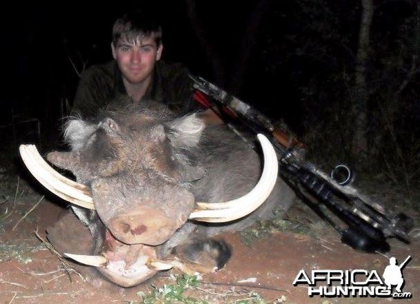 warthog grandfather