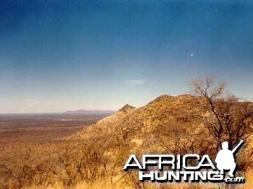 Ozondjahe Safaris Peak Mountain Range Namibia
