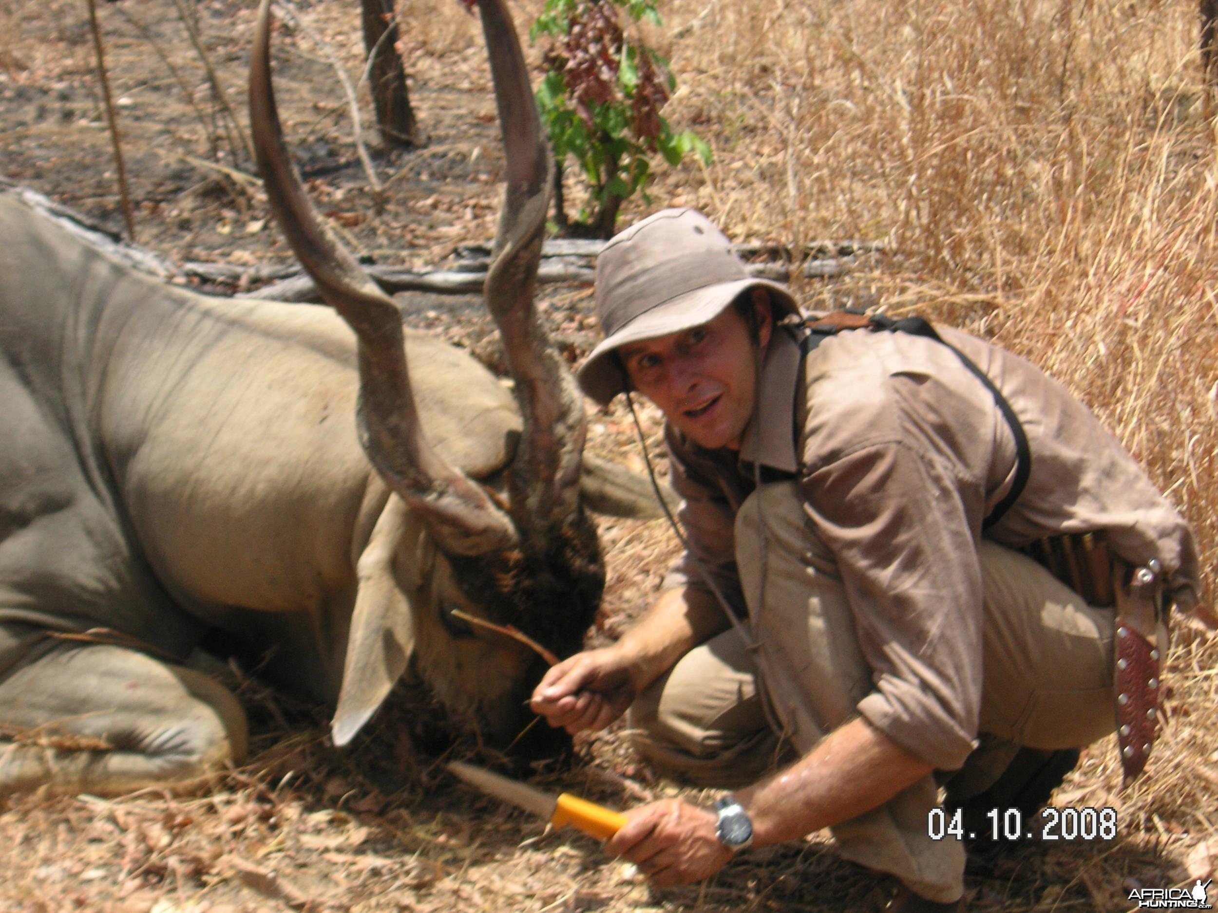 Patterson Eland Tanzania N� 3 SCI