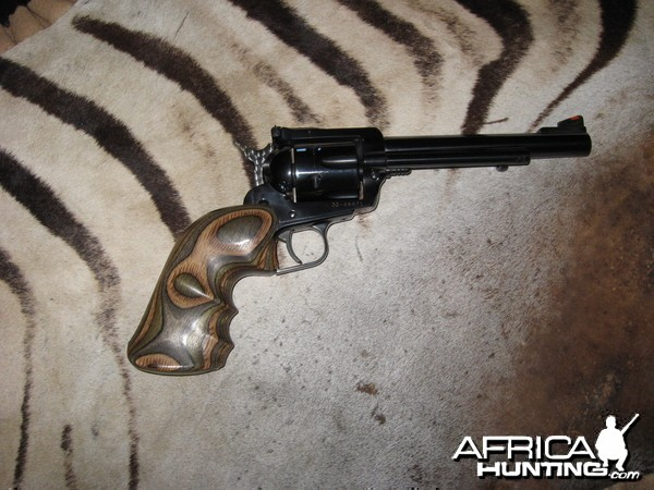ruger blackhawk custom 357 mag.