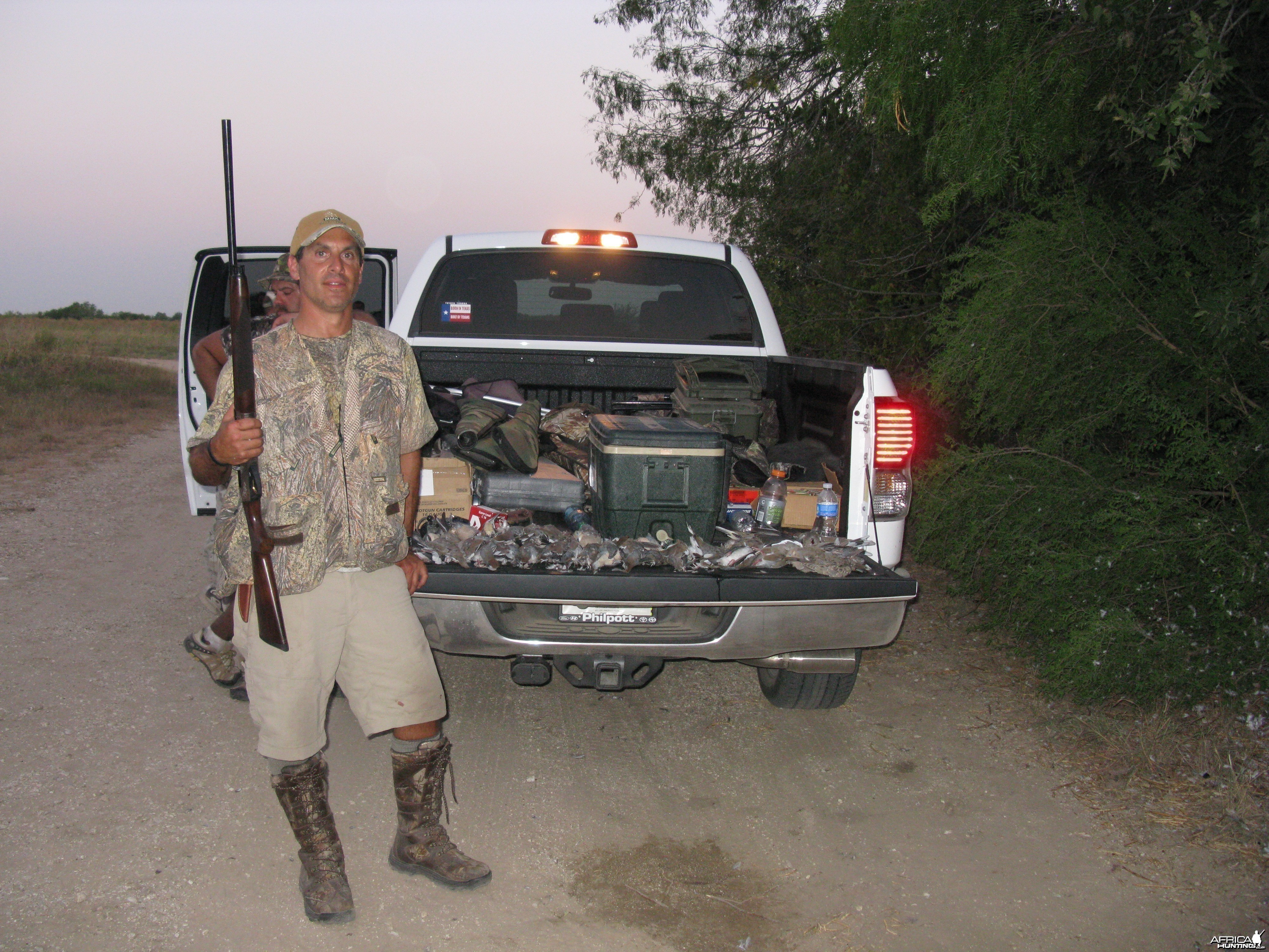 Tx Dove Hunt