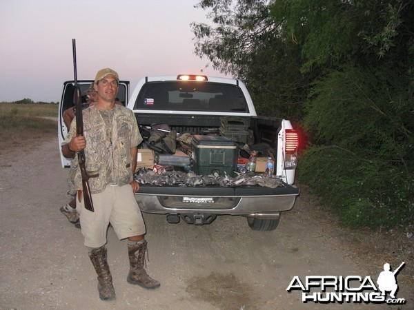 Tx Dove Hunt