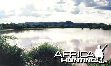 Ozondjahe Safaris Water Dam Namibia