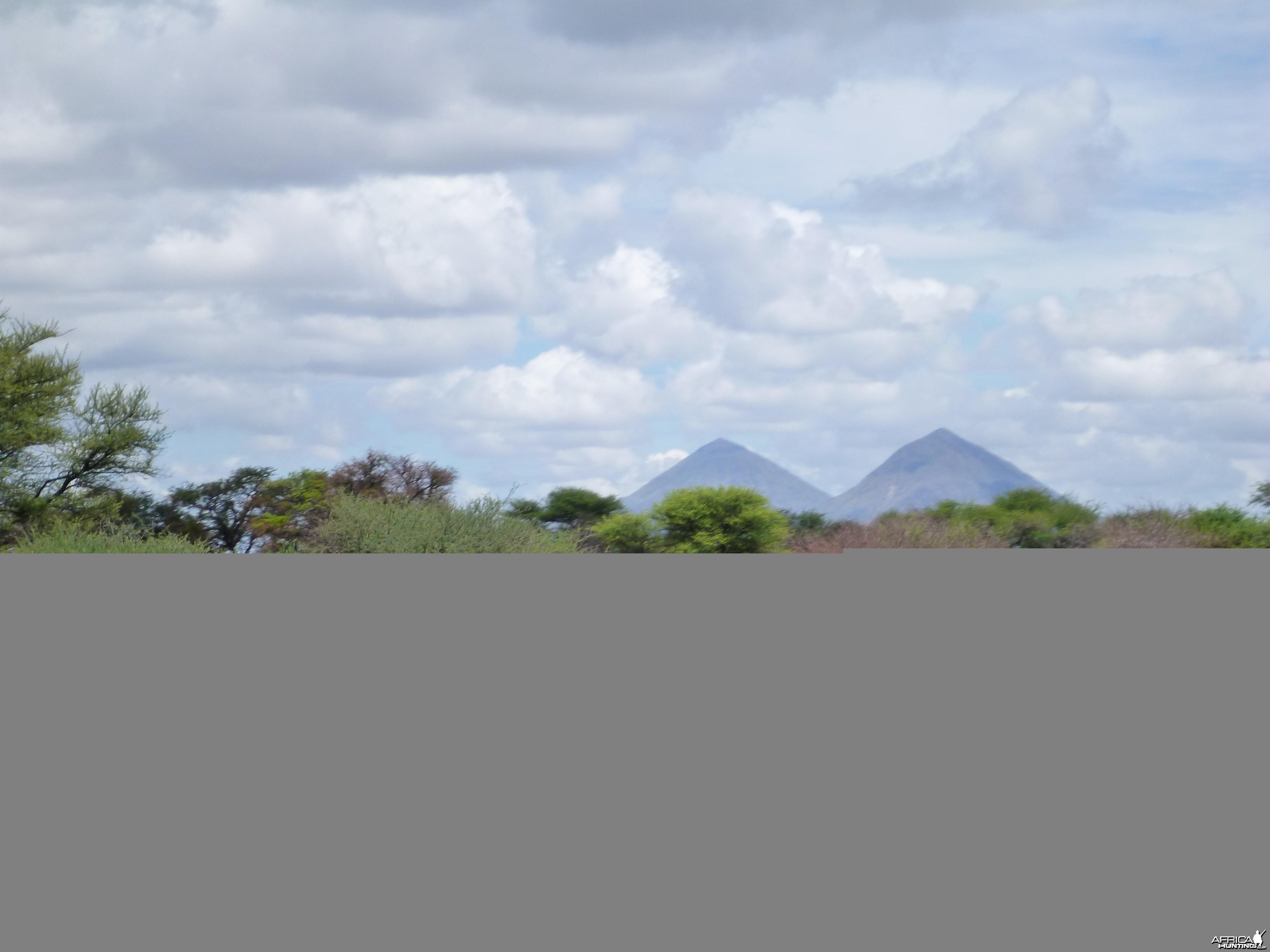 Omatako Namibia