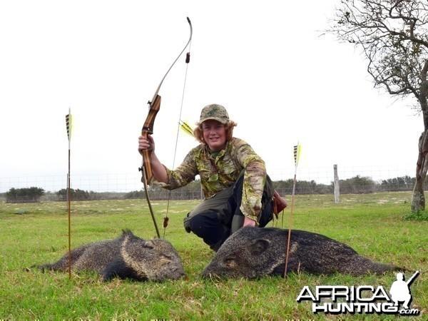 Javalina King Ranch 2012 Hunter