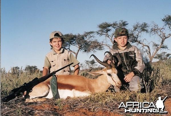 Hunting in Namibia