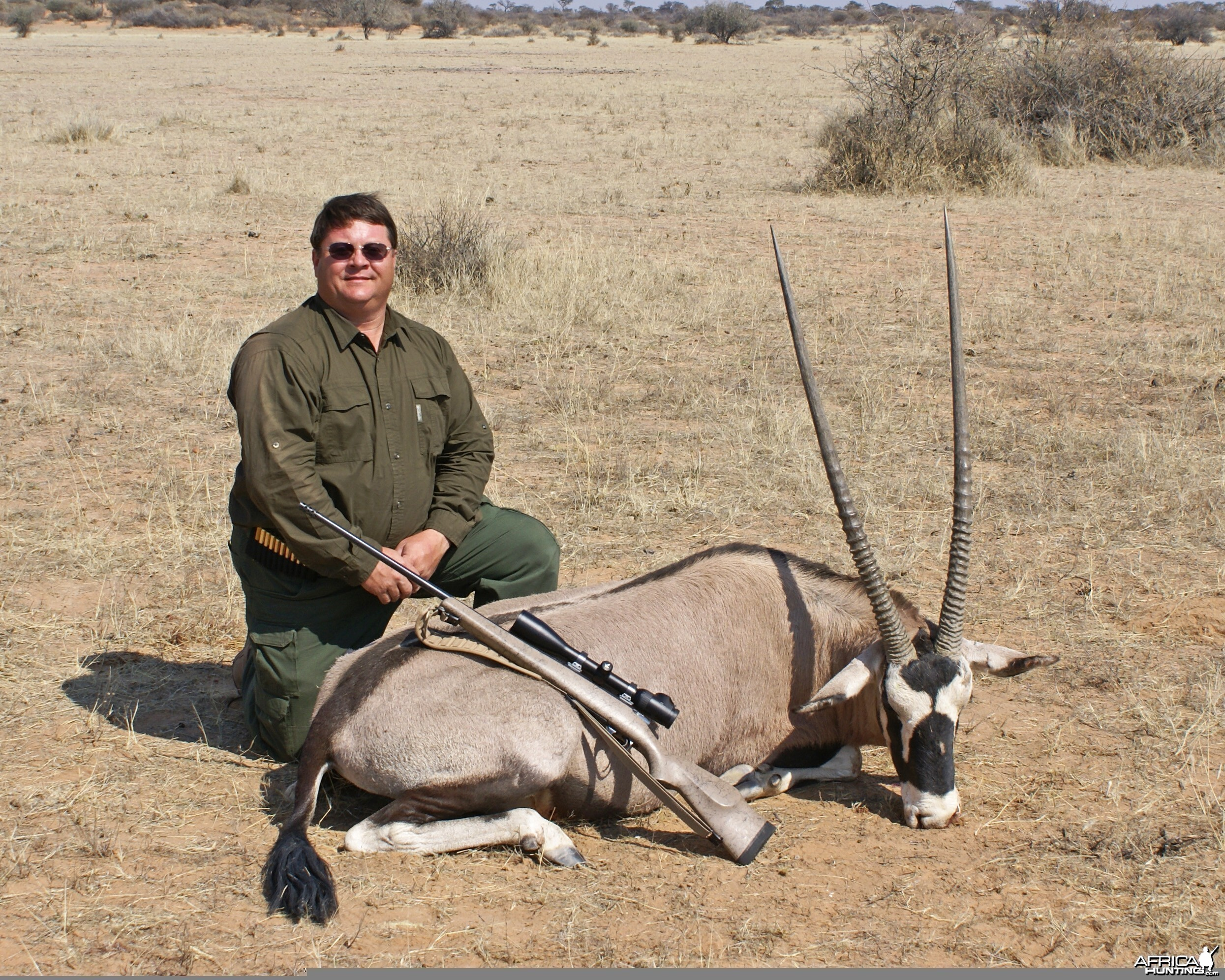 Hunting in Namibia