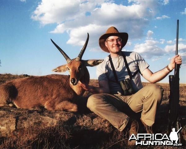 Russ Field Safaris - Common Reedbuck (12 inches)