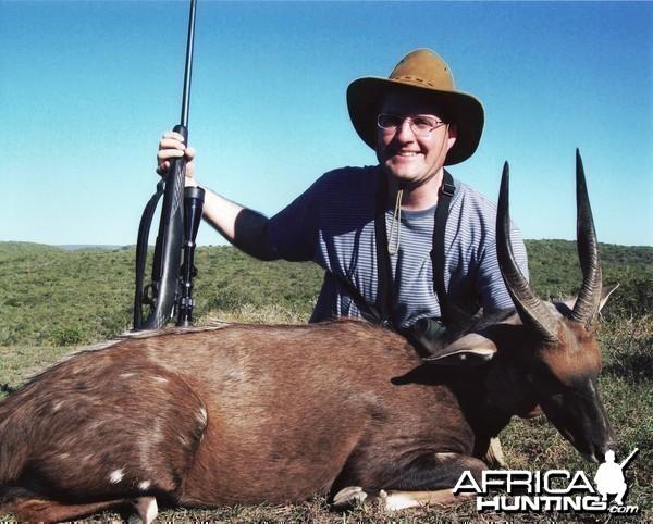 Russ Field Safari - Bushbuck (12-13 inches long)