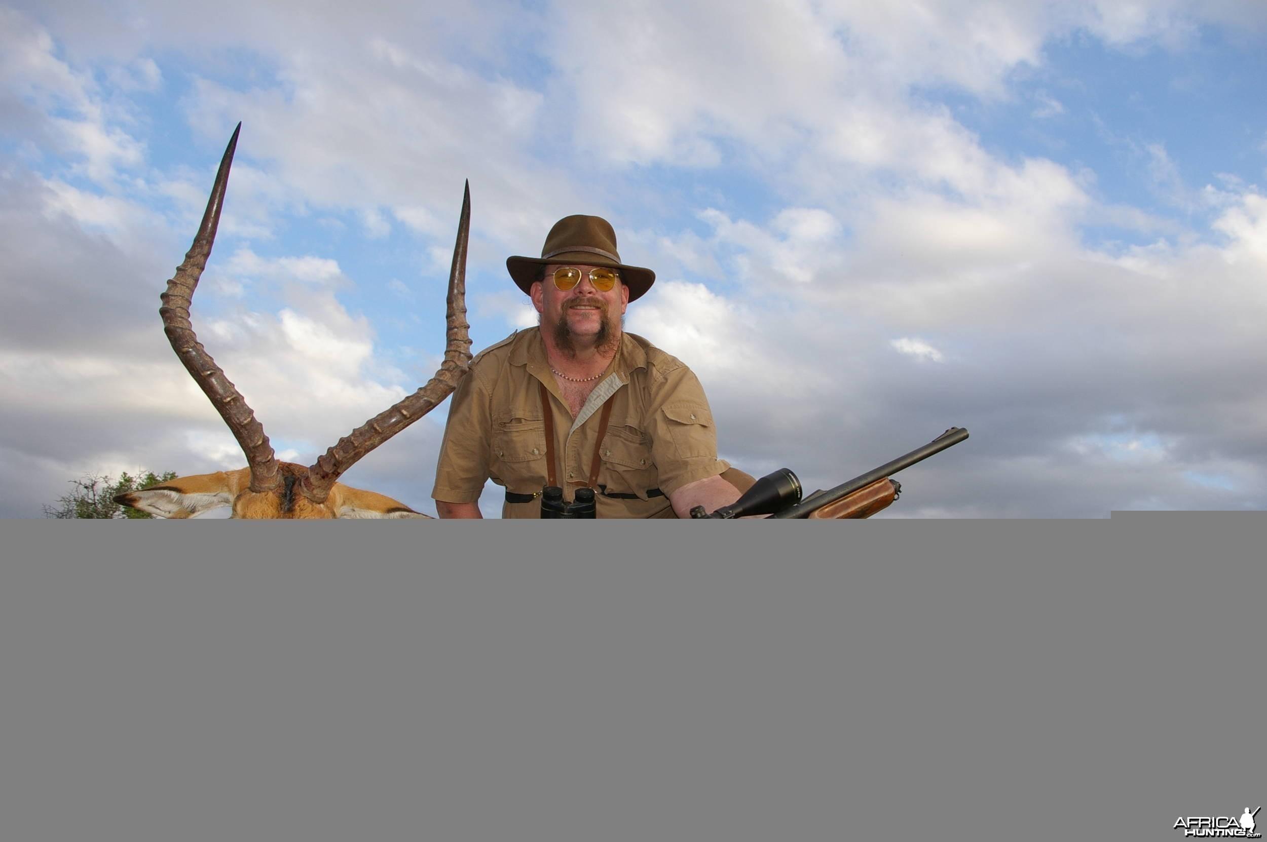 Shotgun Impala