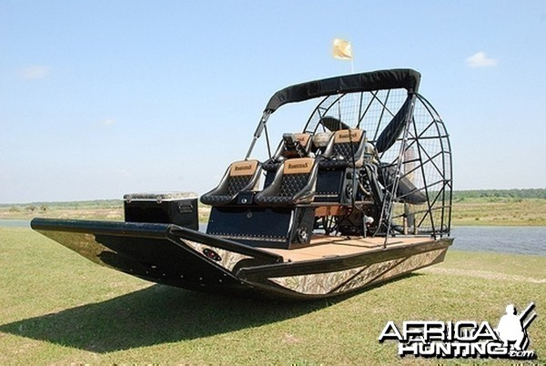 Florida is king of the baddest airboats in the world