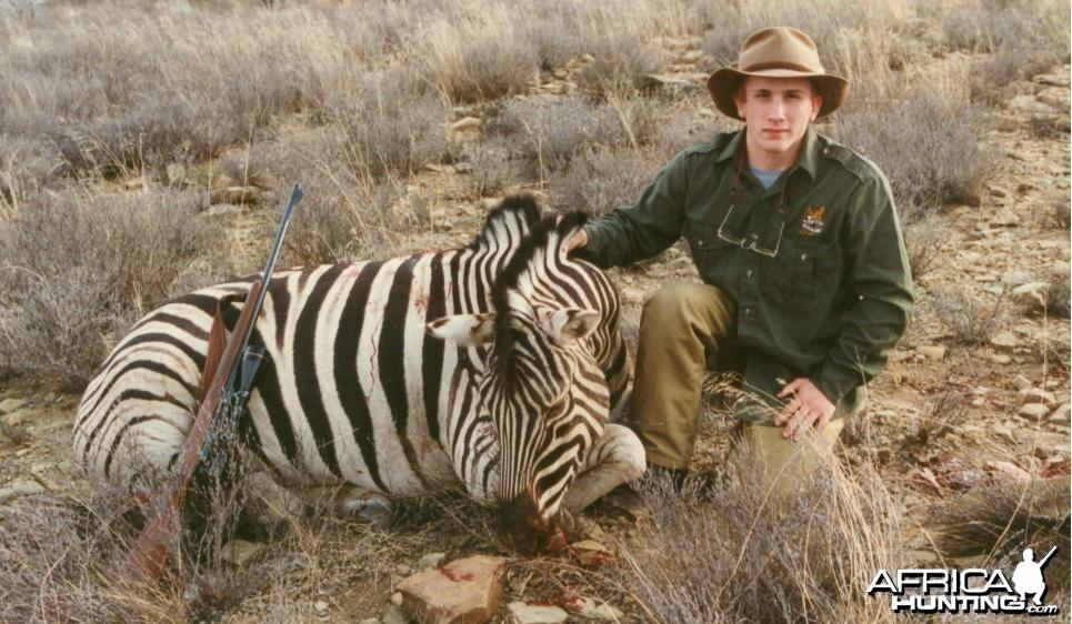 Michael - Zebra 1996