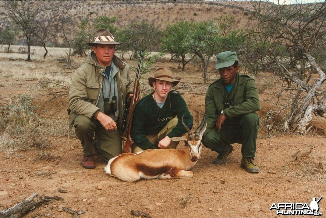 Michael - Common Springbok 1996
