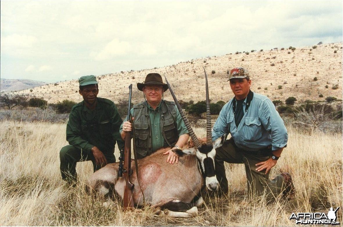 Patrick - Gemsbok 1996