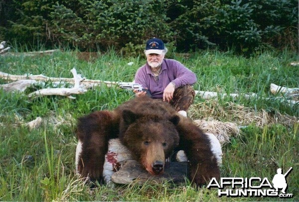 Alaska Black and Brown Bear Handgun Hunt
