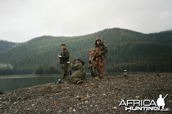 Alaska Black and Brown Bear Handgun Hunt