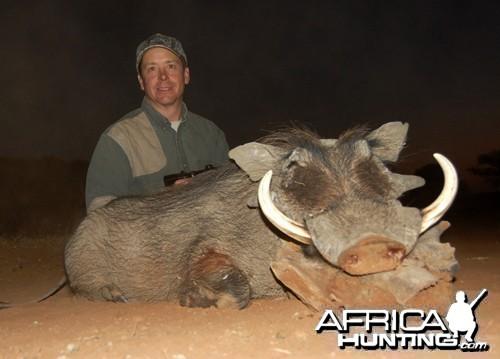 Motsomi Safaris - Warthog
