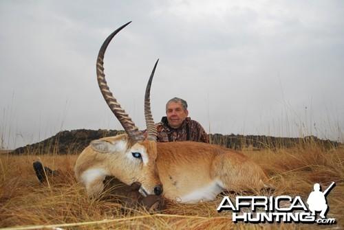Motsomi Safaris - Lechwe