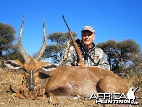 Motsomi Safaris - Bushbuck