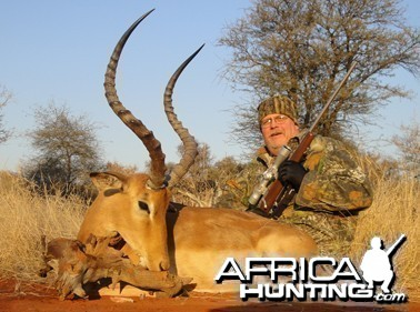 Motsomi Safaris - Impala