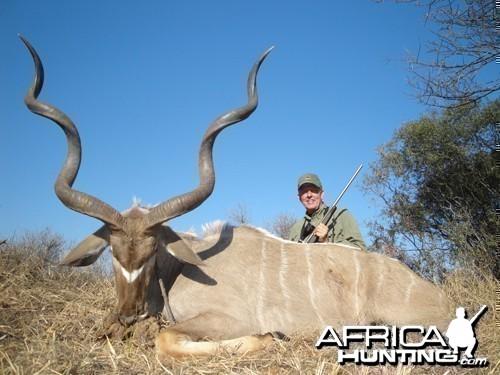 Motsomi Safaris - Kudu
