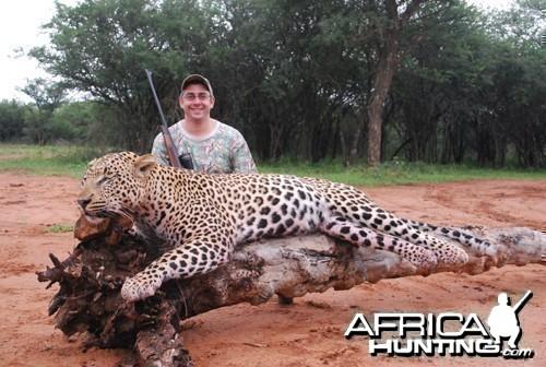 Motsomi Safaris - Leopard