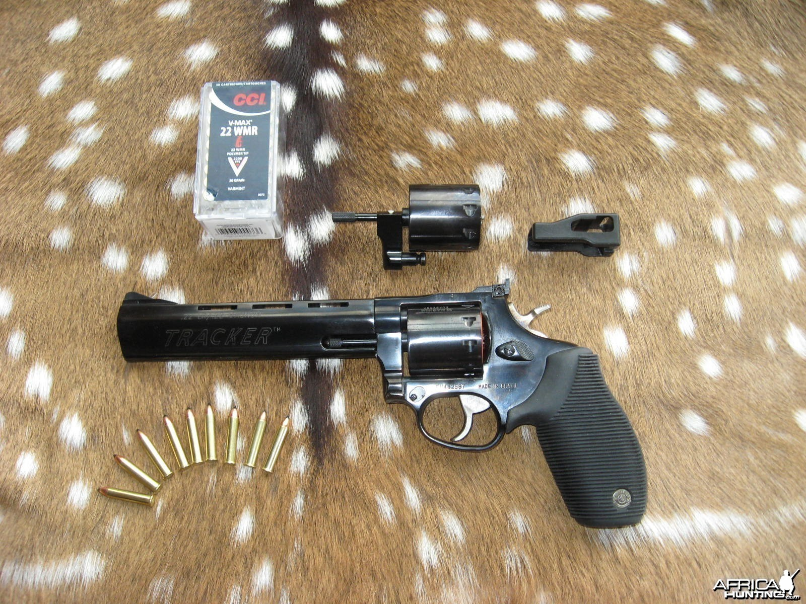 taurus model 992,22long rifle/22 mag.