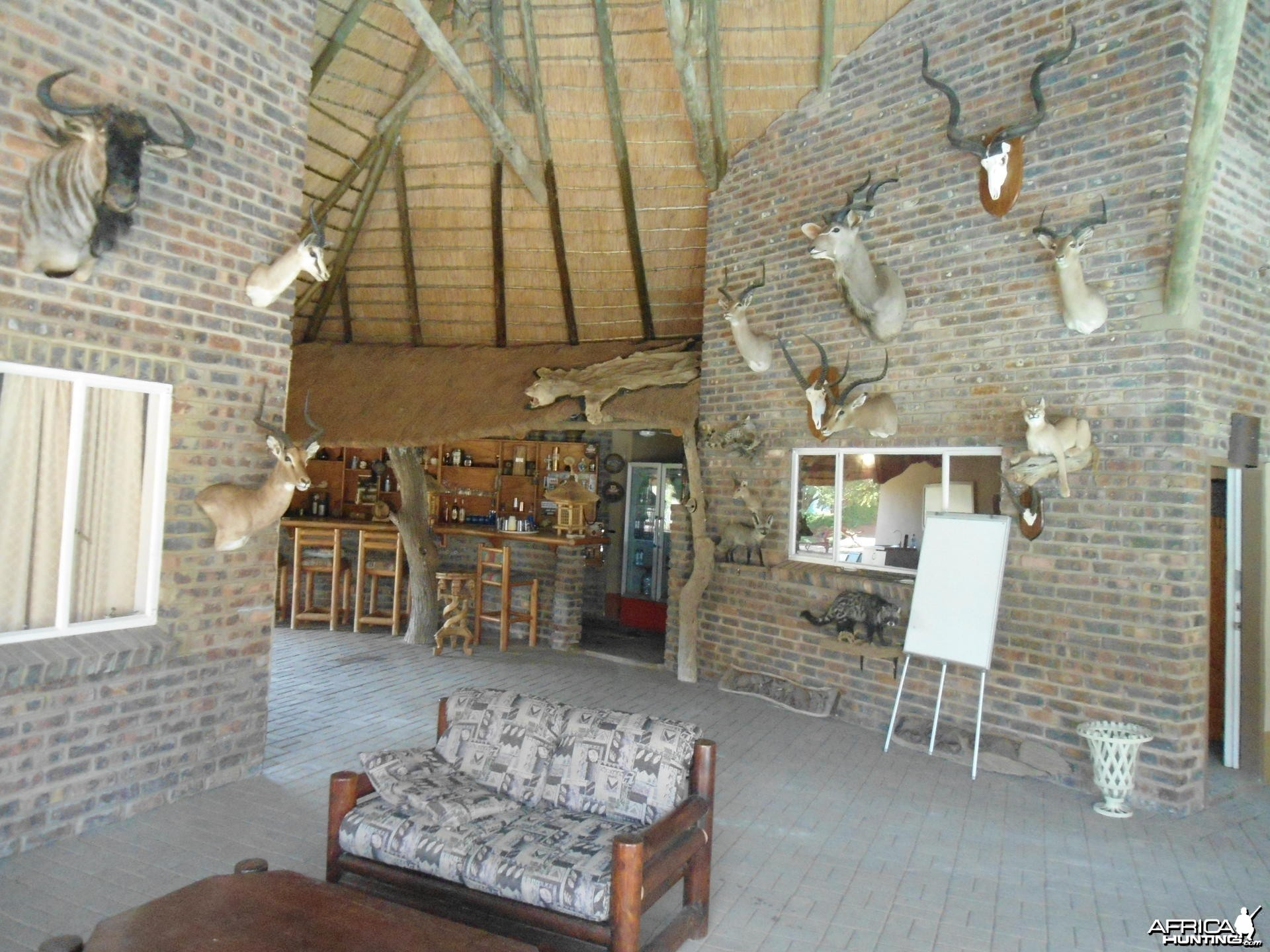 Wild Wildbeest Lodge South Africa