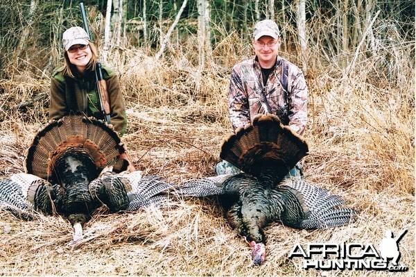 First Turkey Hunt