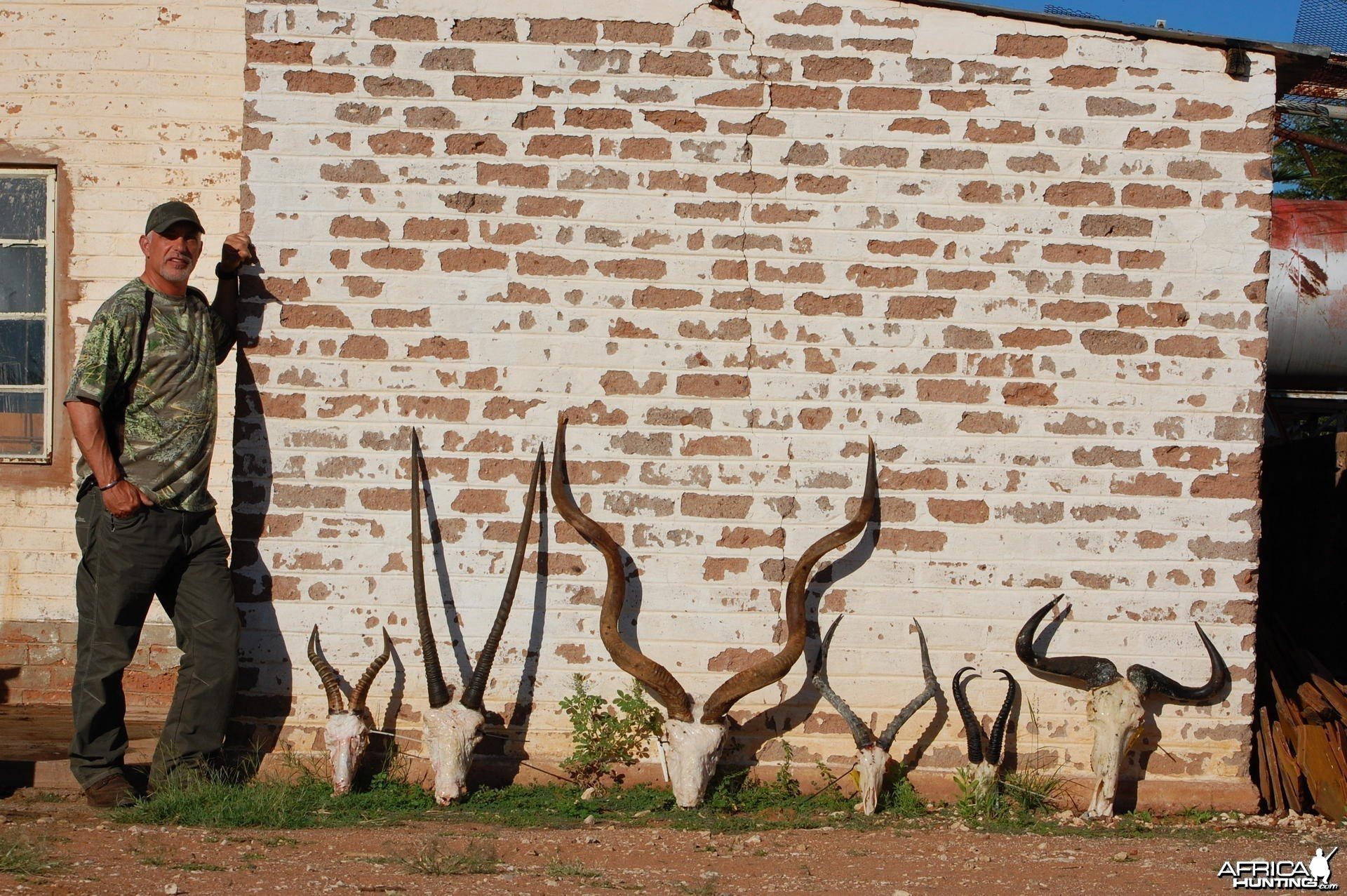 Trophies Namibia