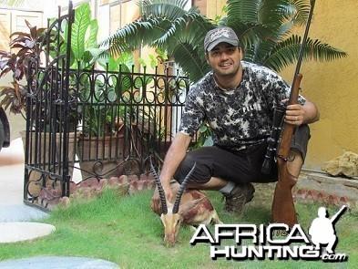 My Gazelle Hunt