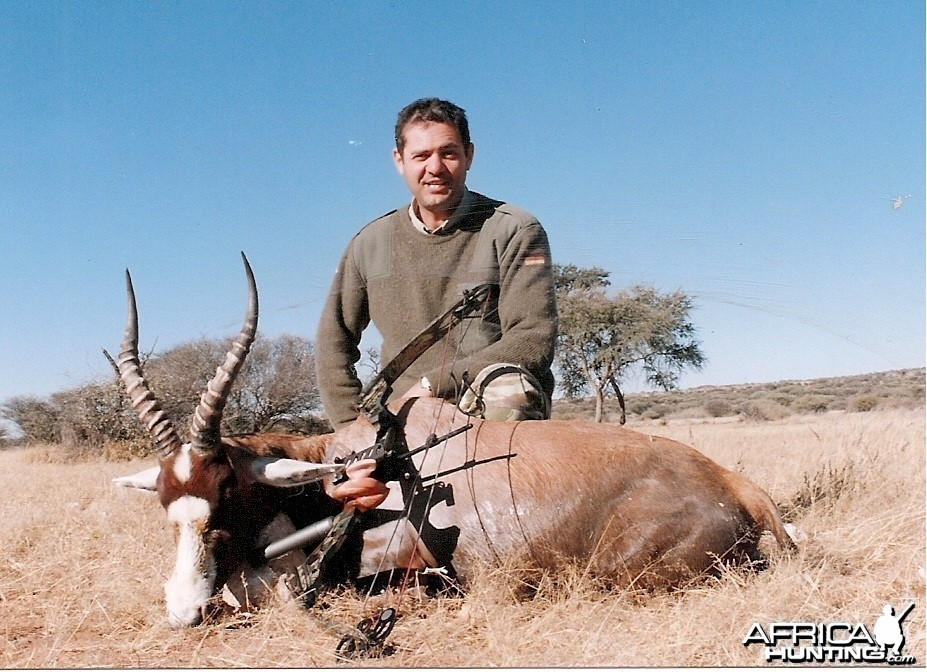 Namibia #4 Blesbuck - Bow Hunting