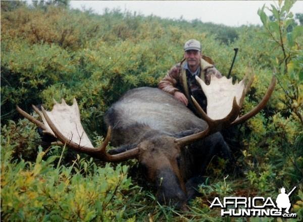 72 in Moose Alaska
