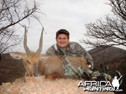 Bow Hunting Cape Bushbuck